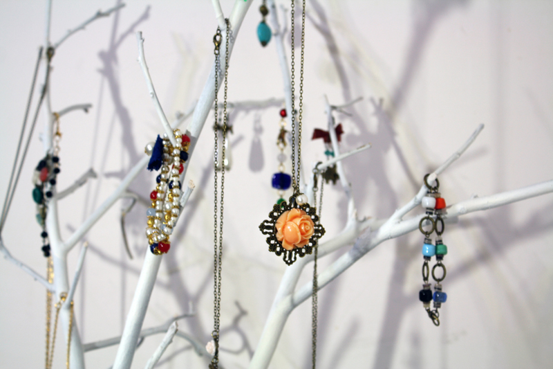 Handmade jewellery by Through the Looking Glass