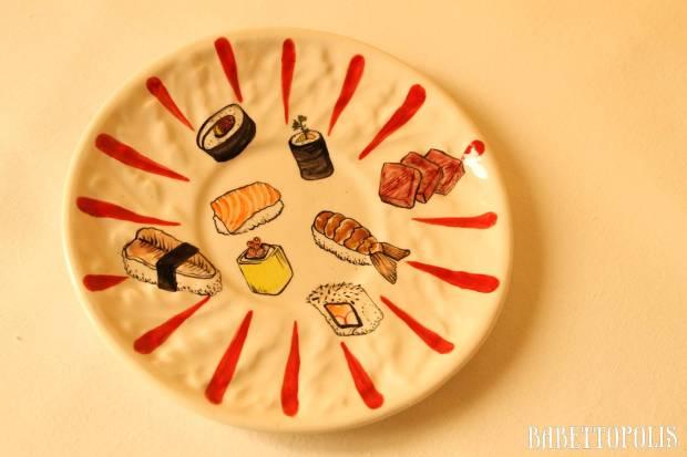 plate sushi babettopolis